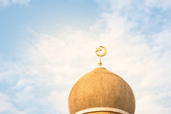 Islam sign Royalty Free Stock Images
