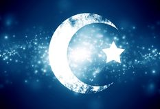 Islam sign Stock Images