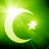 Islam sign Stock Photo