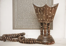 Islam still life Stock Images