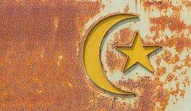Islam symbol Royalty Free Stock Photos
