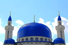 Islam temple of the South Russia. Image of Islam temple of the South Russia Stock Photo