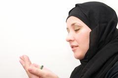 Islam woman Stock Photography