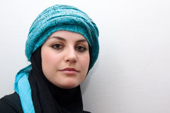 Islam woman Stock Image