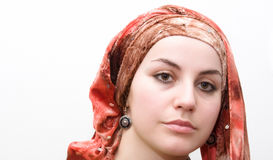 Islam woman Royalty Free Stock Photography