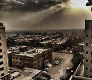 Islamabad w HDR Obraz Stock