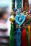Islamic Arabesque Decor Pendant Stock Image