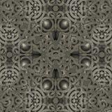Islamic Arabesque Decorative Pattern Stock Image