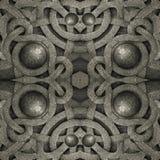 Islamic Arabesque Decorative Pattern Stock Photos