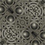 Islamic Arabesque Decorative Pattern Royalty Free Stock Images