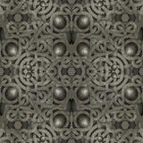 Islamic Arabesque Decorative Pattern Stock Images