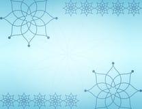 Islamic Arabian background design Stock Image