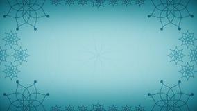Islamic Arabian style background stock video