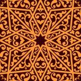 Islamic or arabic seamless pattern vector illustration
