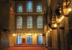 Islamic architecture Royalty Free Stock Photography
