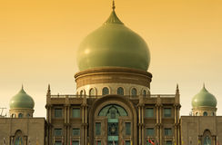 Islamic architecture Royalty Free Stock Images