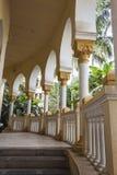 Islamic architecture stock image