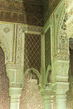Islamic architecture details (tomb) Royalty Free Stock Images