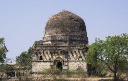 Mandu Islamic Architecture Dome royalty free stock image