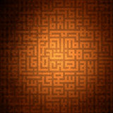 Islamic art Royalty Free Stock Image