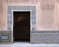Islamic art and architecture Stock Photo