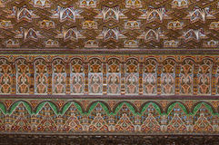 Islamic art, Morocco Royalty Free Stock Images