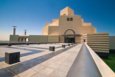 Islamic art museum Royalty Free Stock Images
