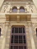 Islamic art museum. Side of Islamic art museum, cairo, egypt Royalty Free Stock Images