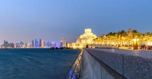 Islamic Art Museum Doha Royalty Free Stock Photography
