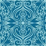 Islamic Art Ornaments Pattern Stock Photography