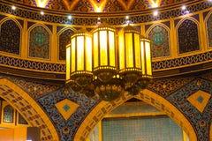 Islamic Arts. At Ibn Batuta mall - Dubai Emirates Royalty Free Stock Photo