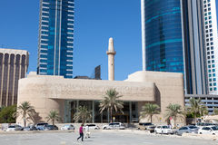 Islamic Arts Museum  in Manama, Bahrain Royalty Free Stock Images
