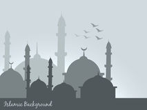 Islamic background Royalty Free Stock Photography