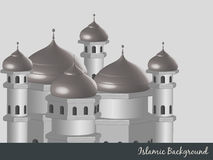 Islamic background Stock Photo
