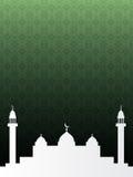 Islamic Background Royalty Free Stock Photos