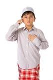 Islamic boys Stock Photos