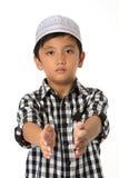 Islamic boys Stock Images