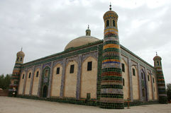 Islamic building royalty free stock photography