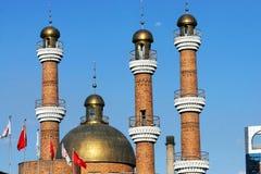 Islamic building Stock Image