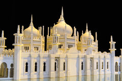 Islamic building Stock Photos