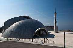 Islamic center in Rijeka,Croatia Royalty Free Stock Images