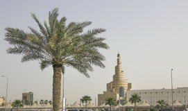 Islamic Cultural Center Fanar in Doha Stock Image