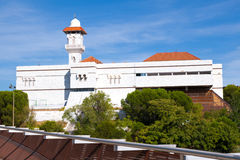 Islamic Cultural Center and Mosque of Madrid Royalty Free Stock Images