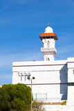 Islamic Cultural Center and Mosque of Madrid Stock Images