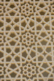 Islamic decoration wall Stock Images