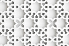 Islamic design Stock Image