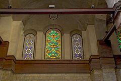 Islamic Design interior Royalty Free Stock Images