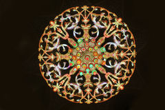 Islamic design pattern Stock Photo