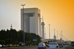 Islamic Development Bank Stock Photo