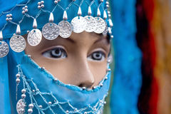 Islamic doll Royalty Free Stock Photo